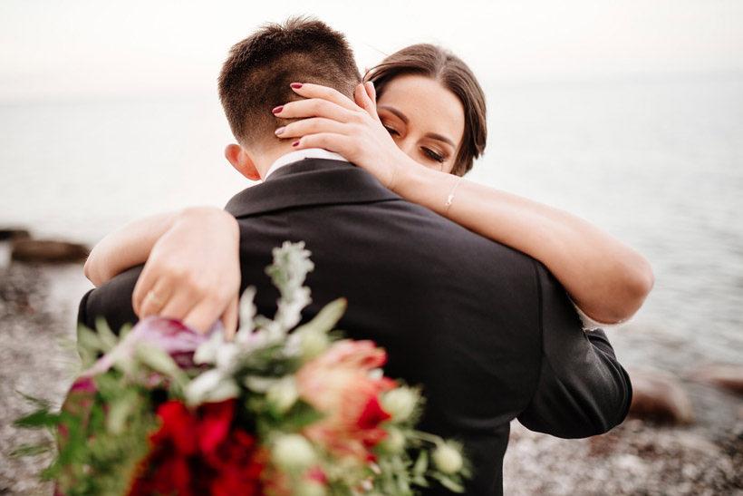 ślub nad morzem, świnoujście