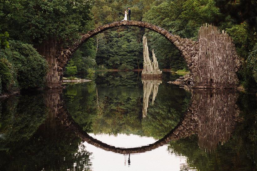 kromlau most