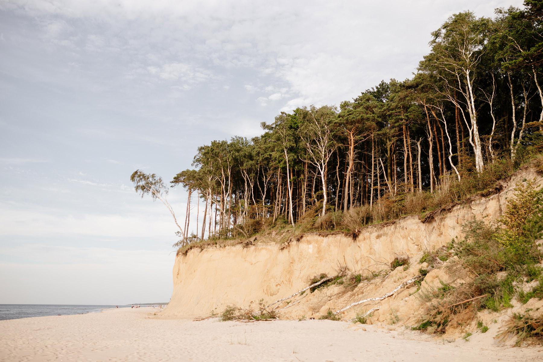 klimatyczne zdjęcia nad morzem