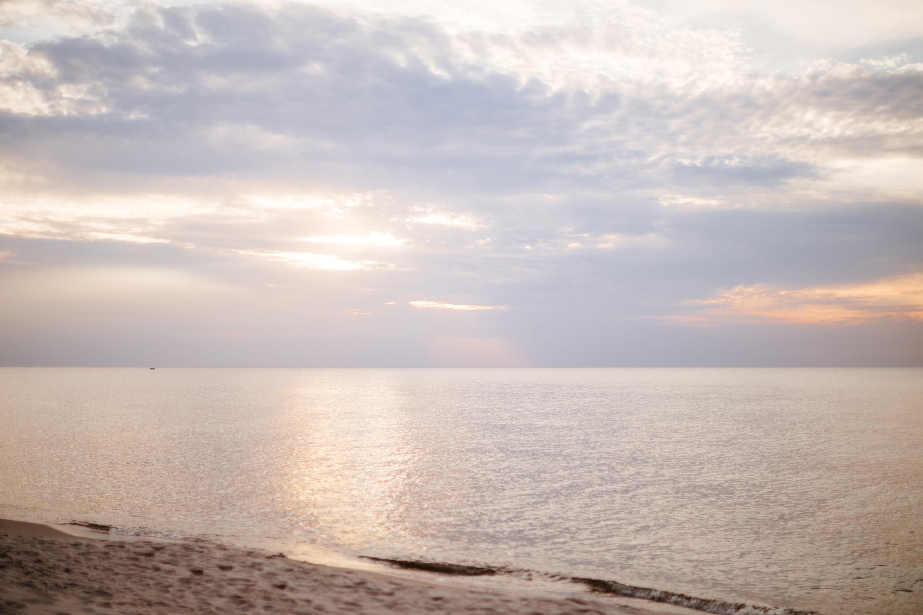 klimatyczne zdjęcia znad morza