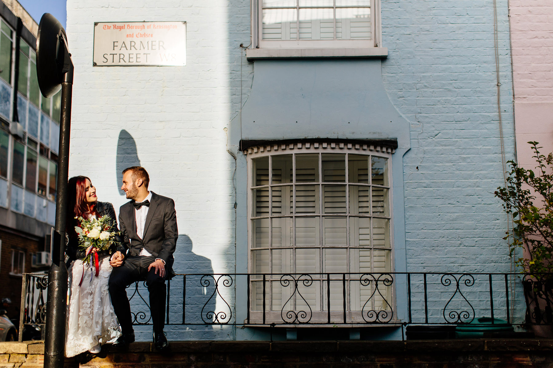 ślub w mieście