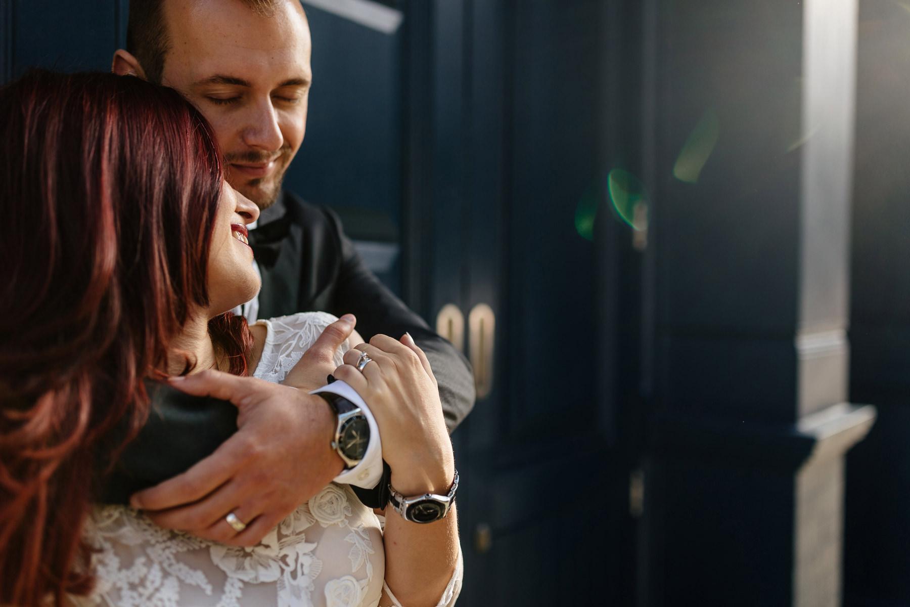 klimatyczne zdjęcia ślubne