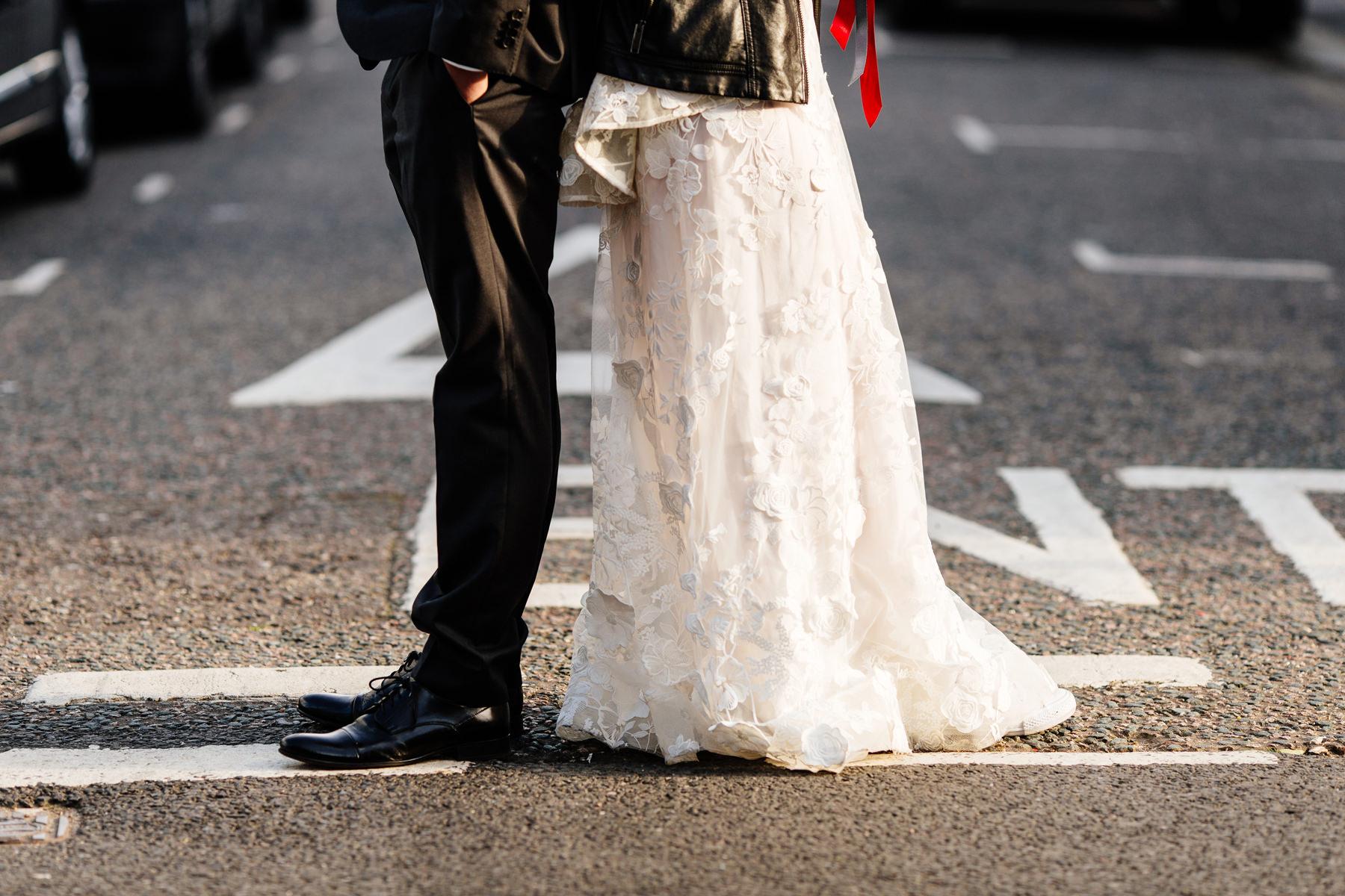 ślub w londynie