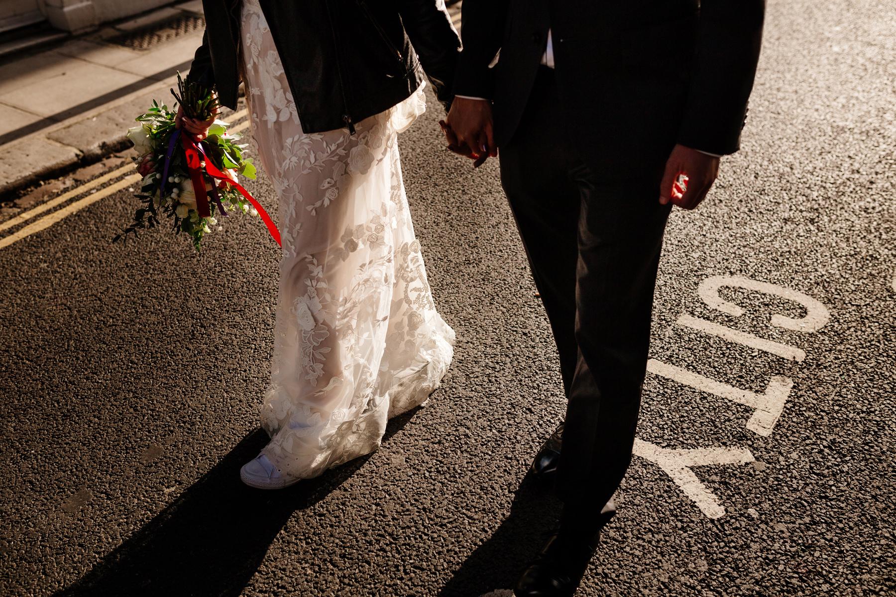 ślub w londynie, notting hill ślub