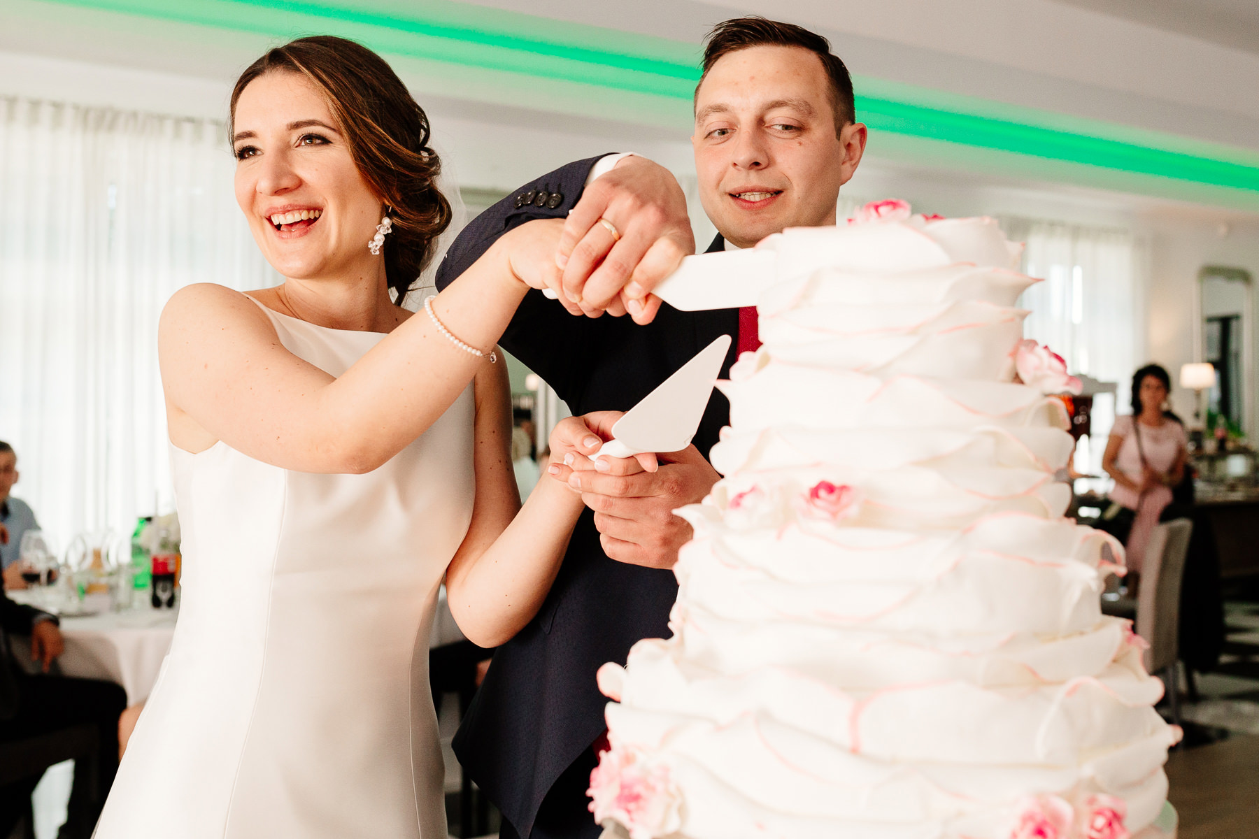 tort weselny szczecin