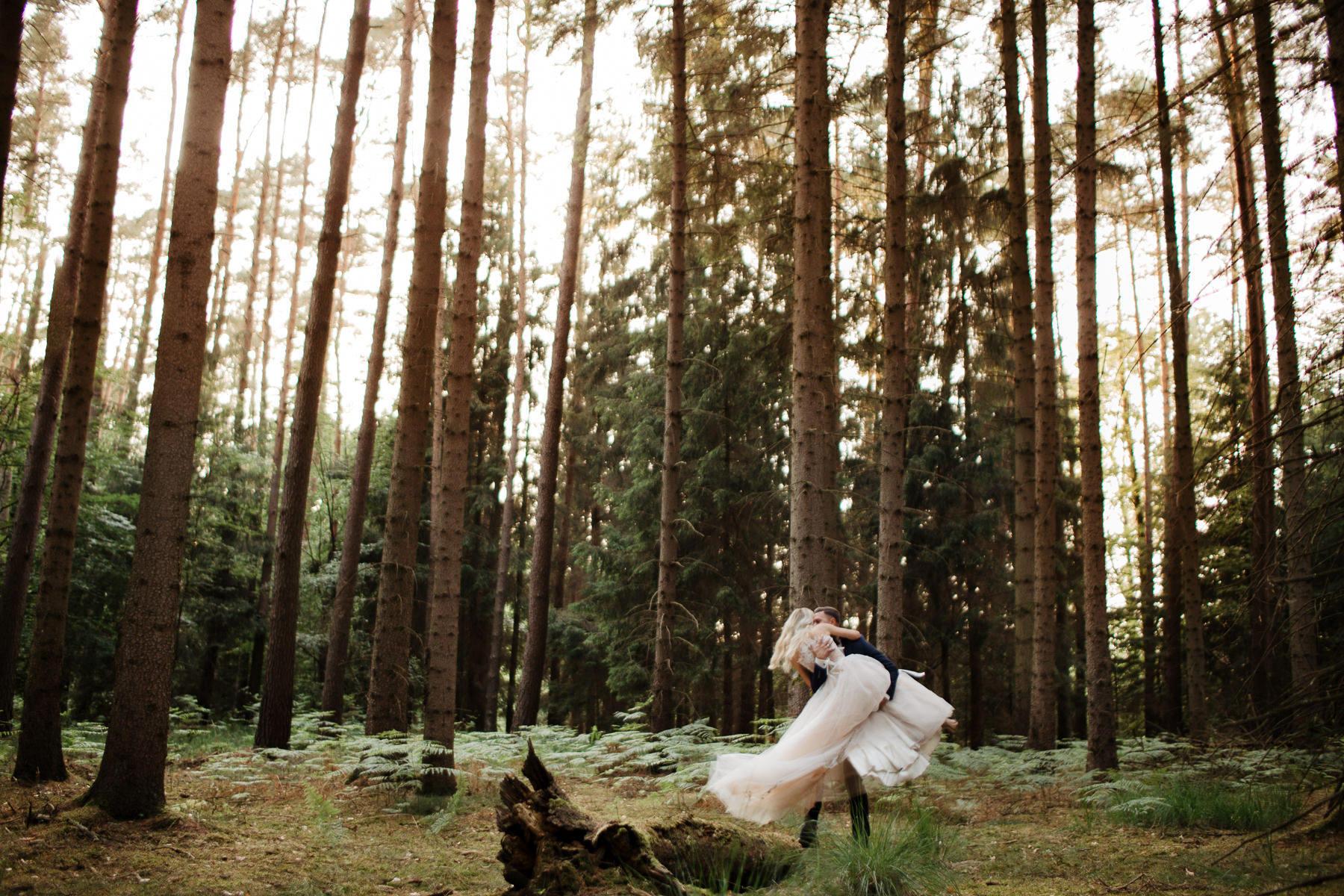 naturalna fotografia ślubna szczecin