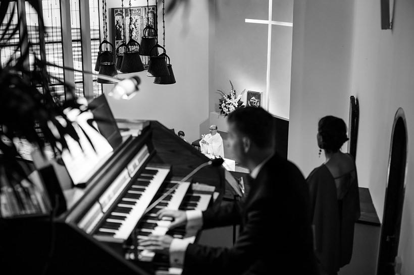 rewal kościół ślub