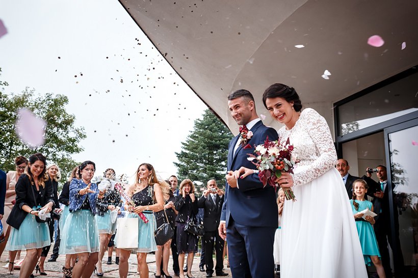 tradycyjny ślub kościelny rewal