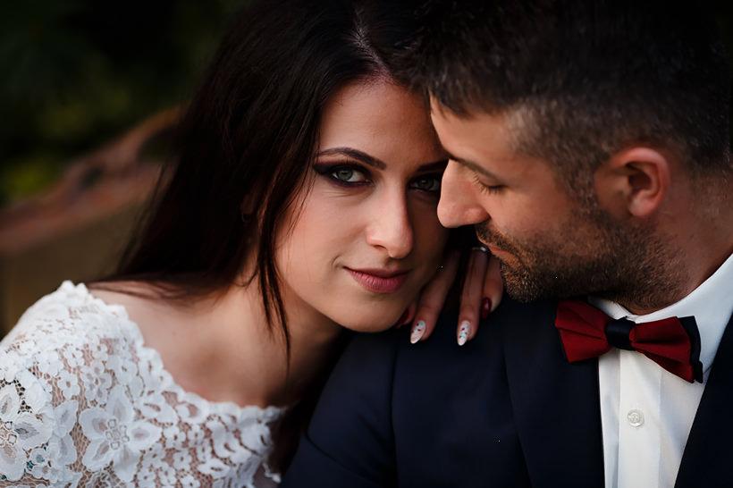 naturalne zdjęcia ślubne szczecin