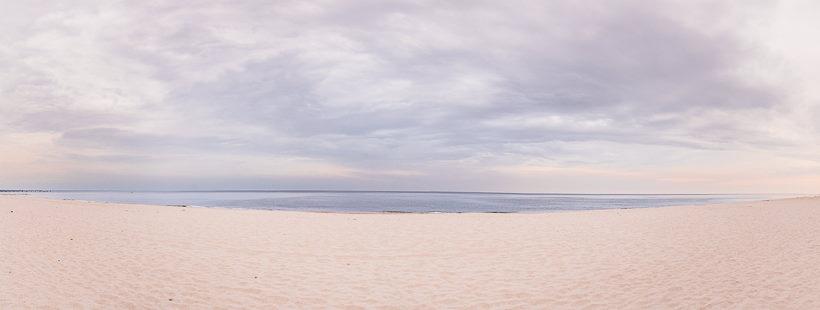 sesja narzeczeńska nad morzem