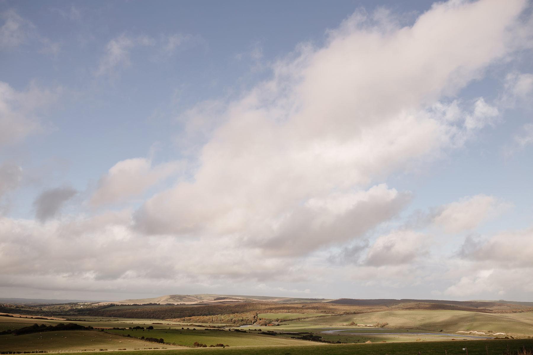 angielskie krajobrazy