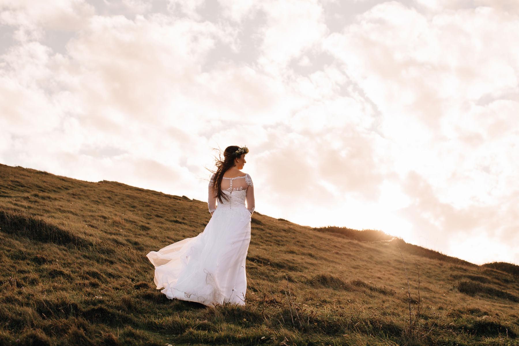 panna młoda zdjęcia ślubne