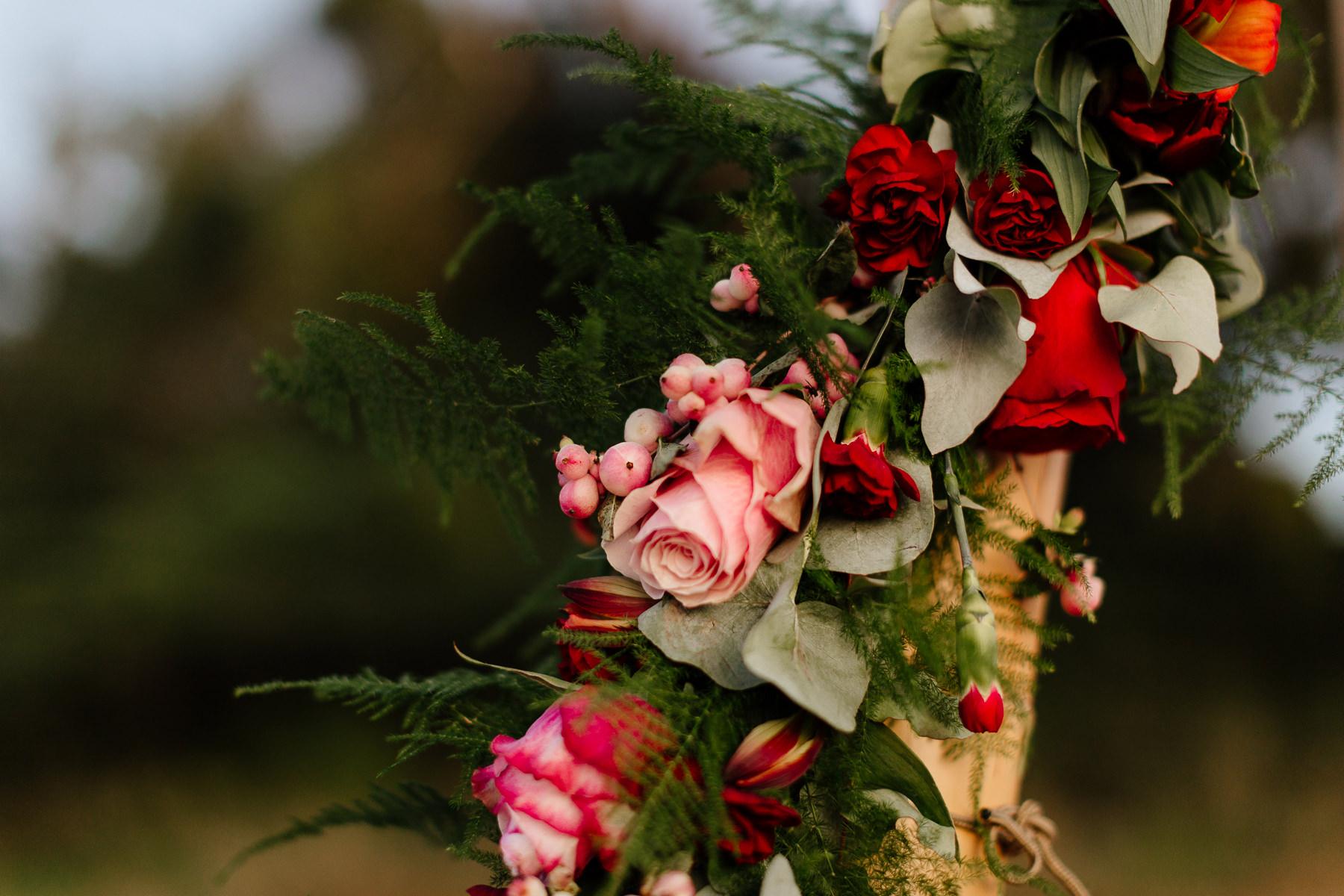 kwiaty na ślub szczecin, kwiaciarnia sempreverde