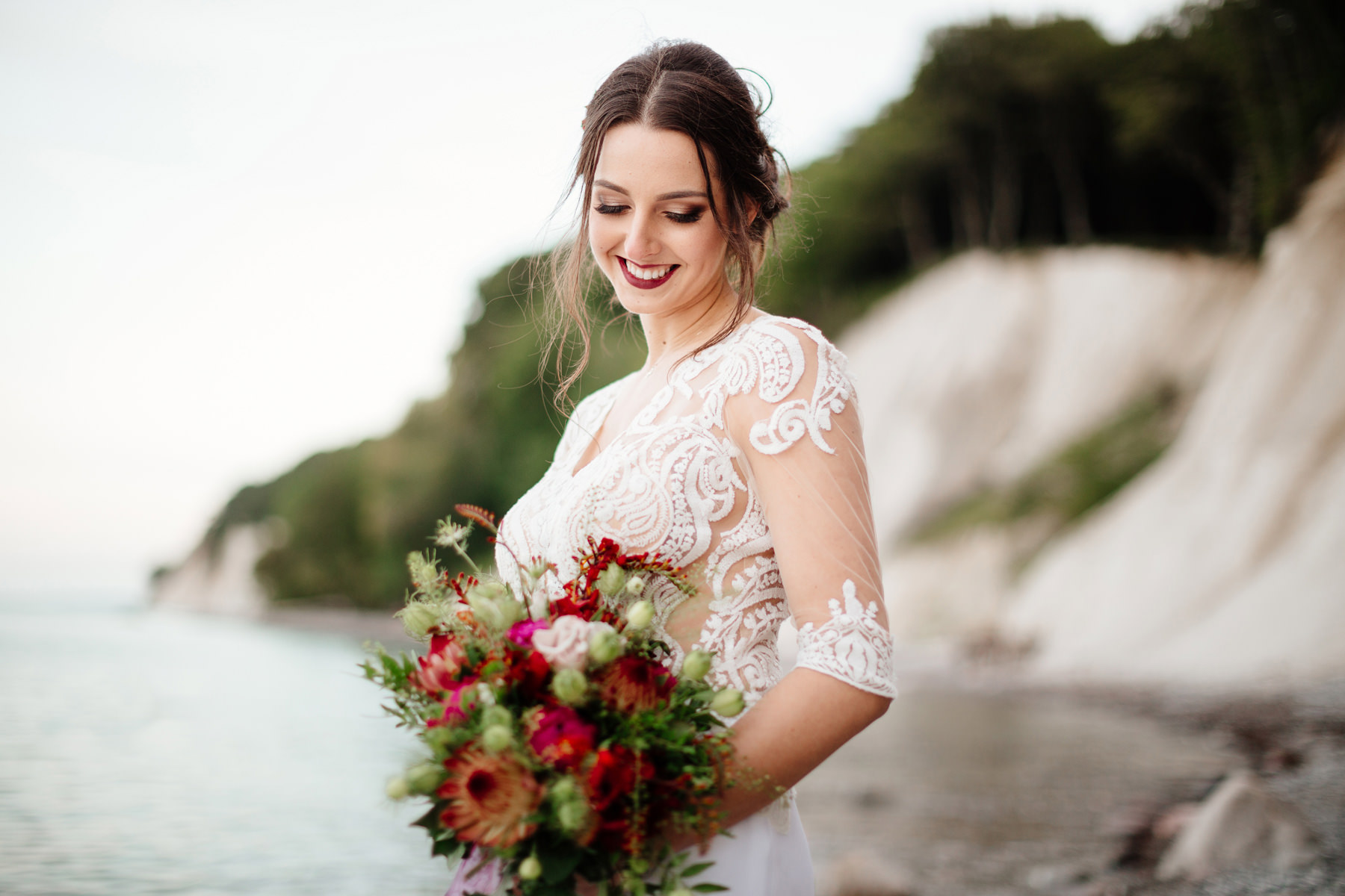 suknia ślubna inspiracje 2018