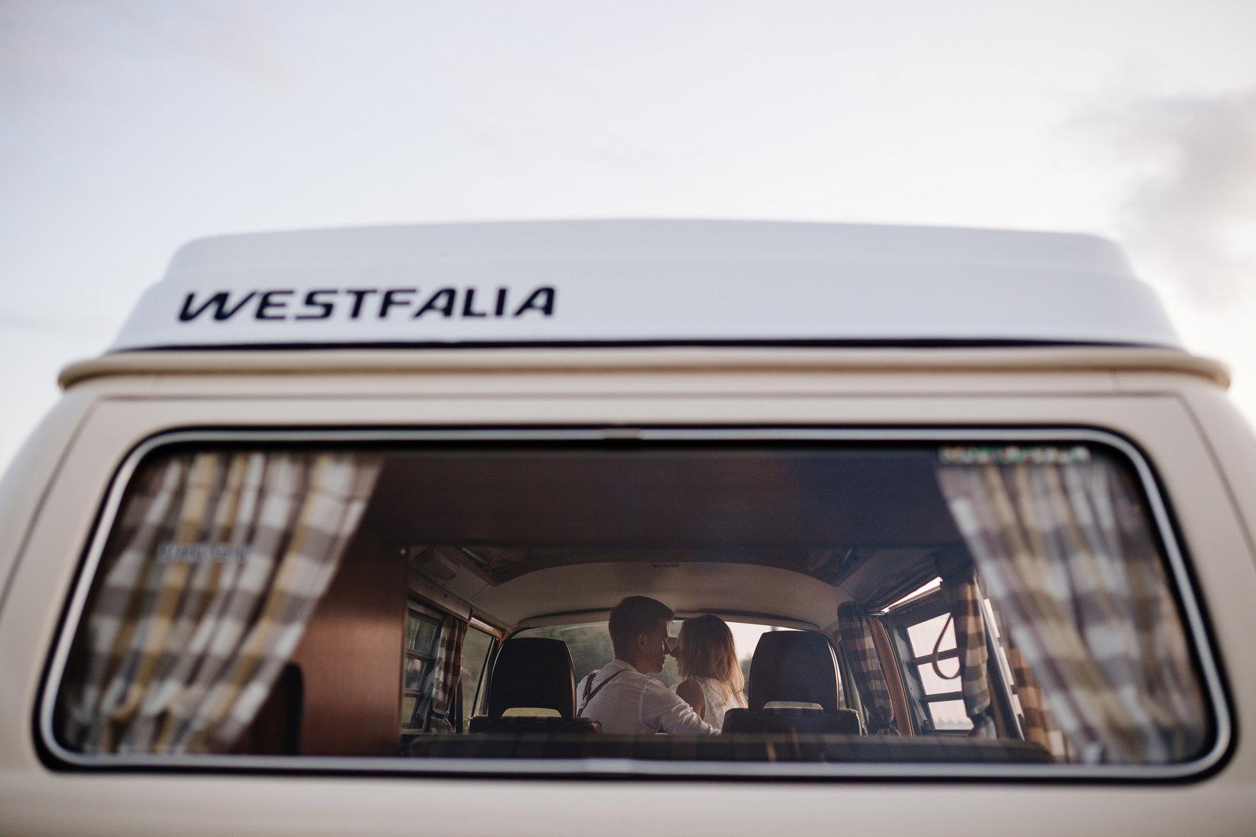 volkswagen t2 westfalia 1970
