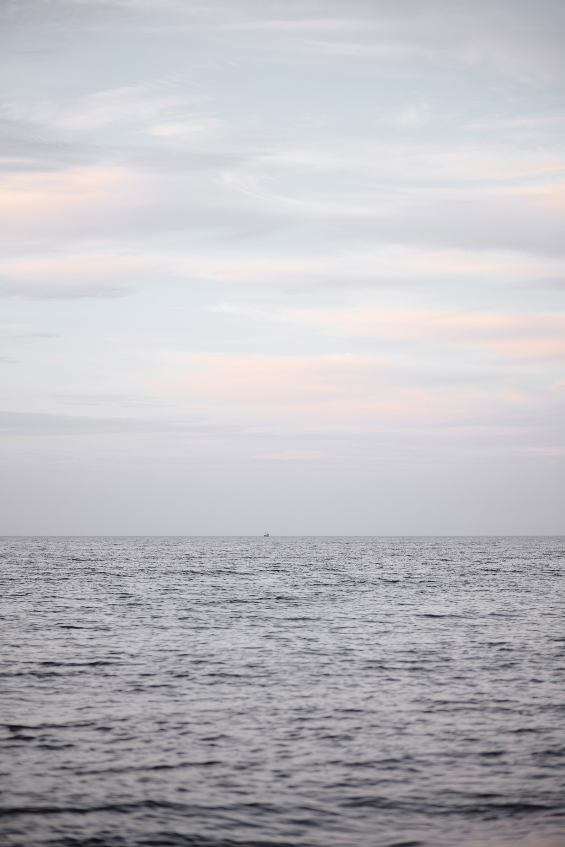 krajobraz nad morzem