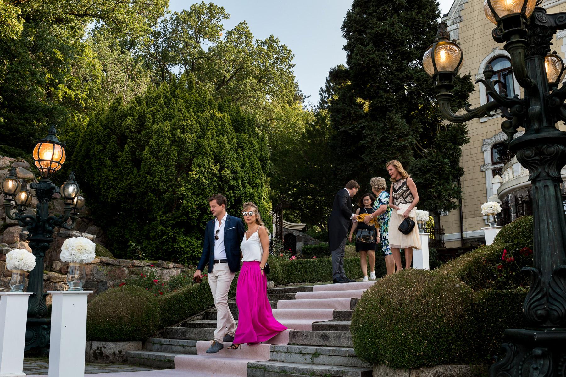 Ślub w ogrodzie Koszalin