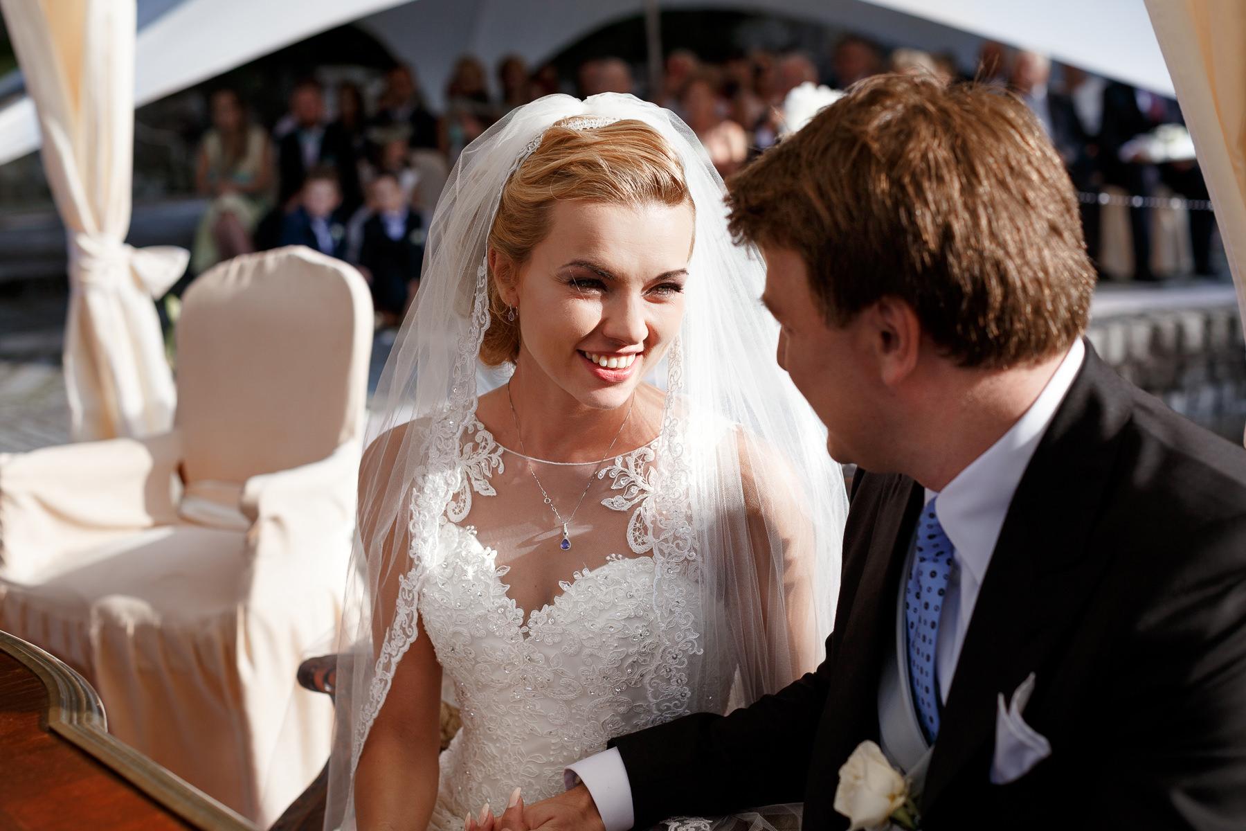 Emocje w dniu ślubu