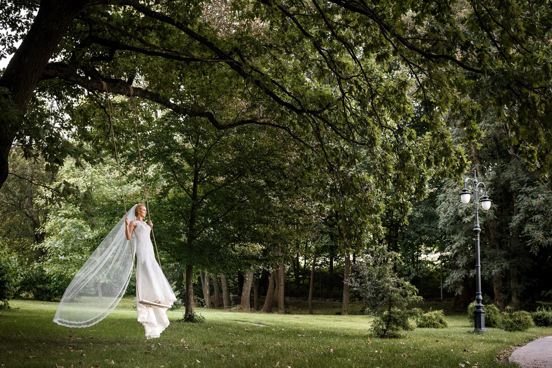 Zdjęcia ślubne Pałac Strzekęcin