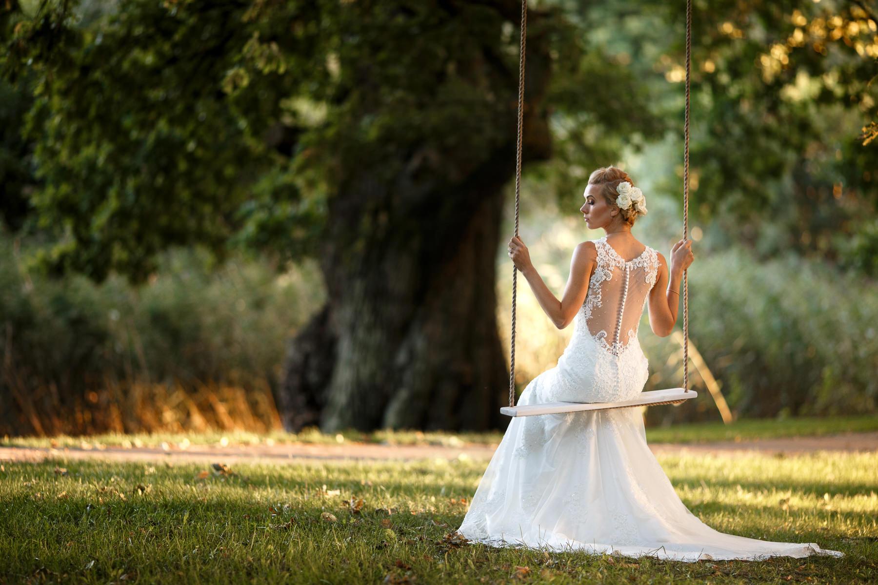 Piękny ślub plenerowy, blog ślubny