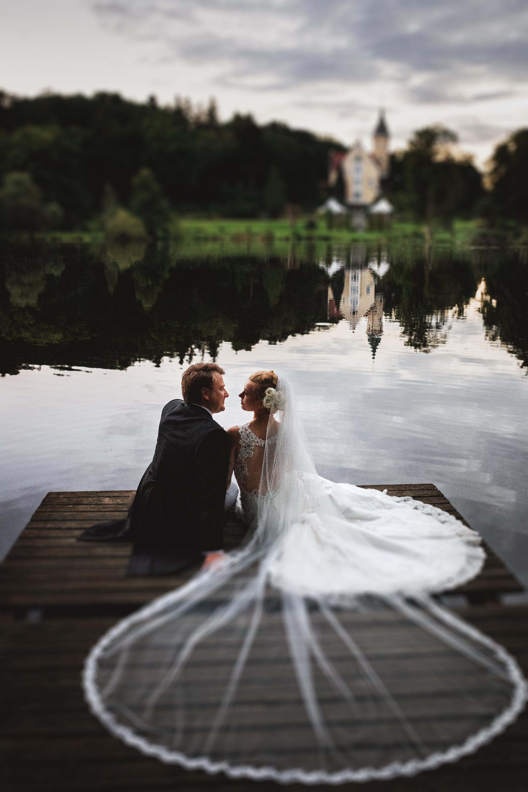 Ślub Adama Sztaby Bursztynowy Pałac