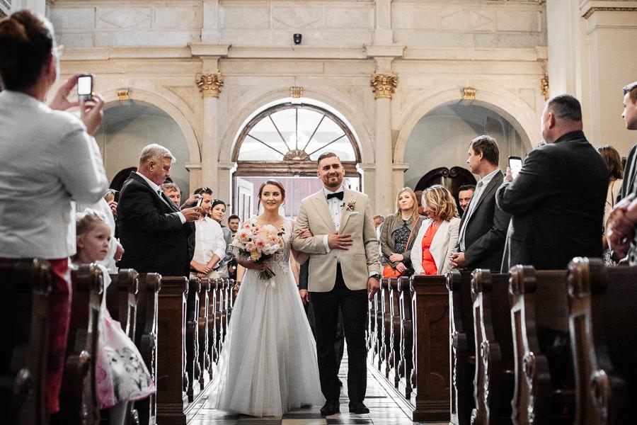 opactwo benedyktynów tyniec ślub