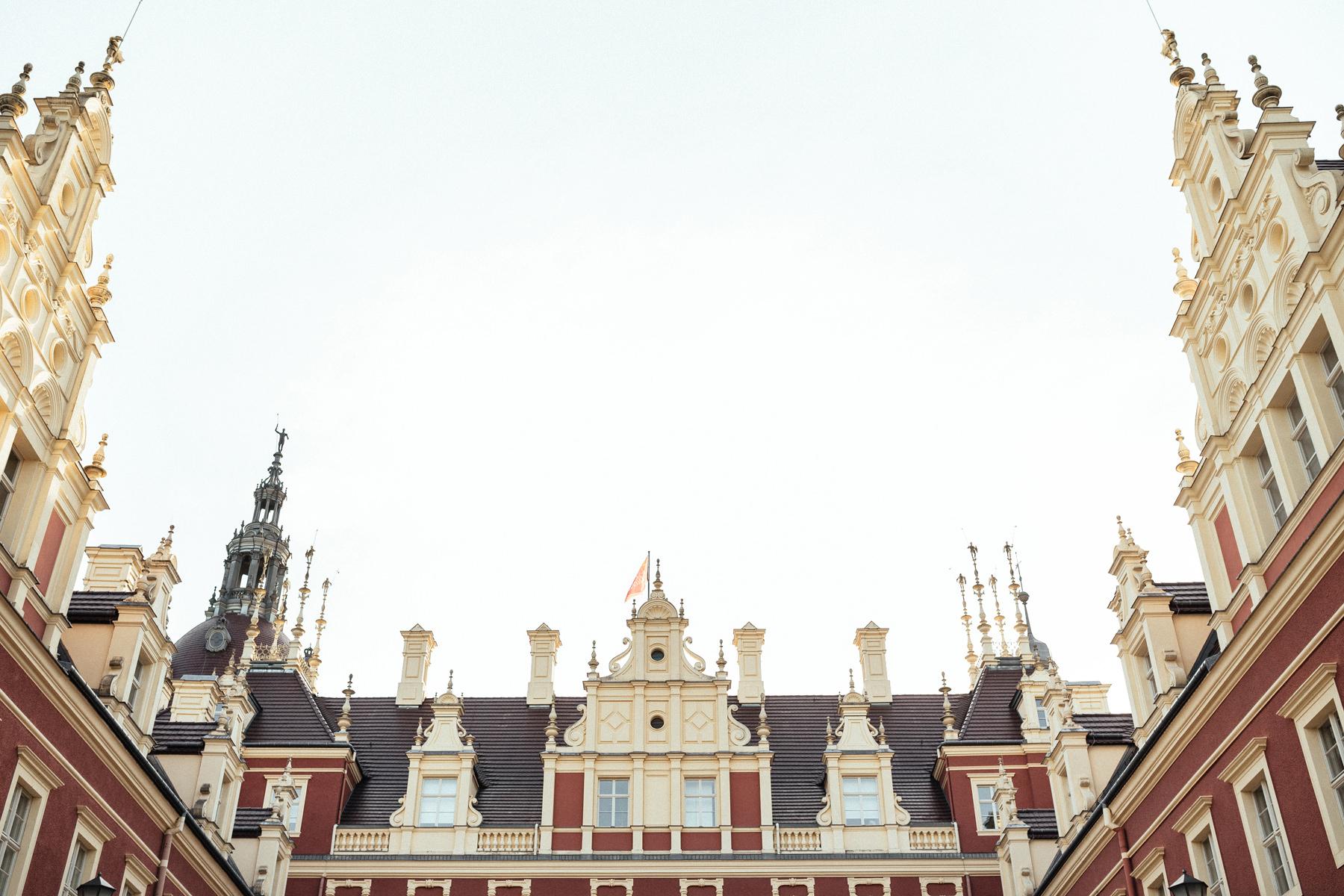 park mużakowski pałac