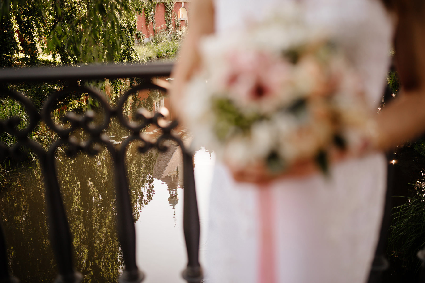 sesja ślubna park mużakowski