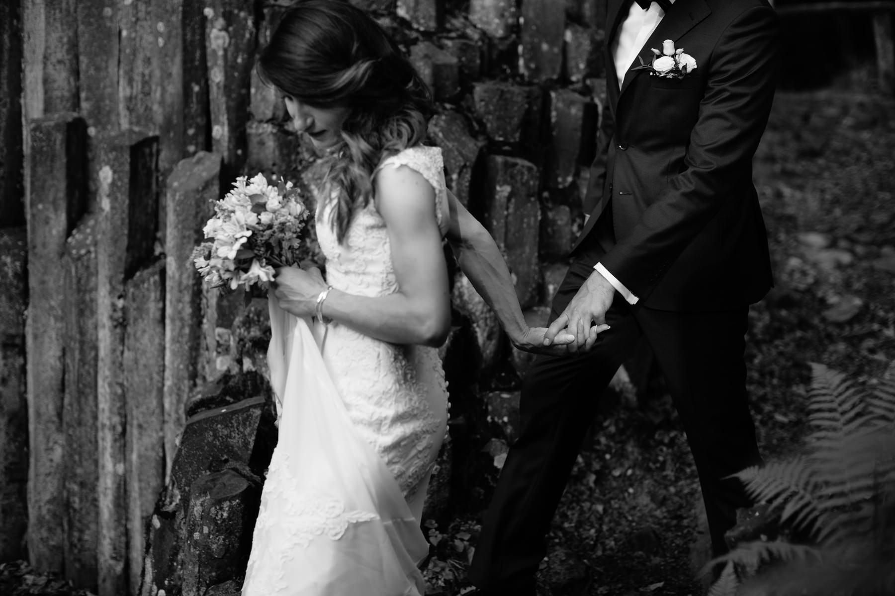 sesja ślubna w parku mużakowskim