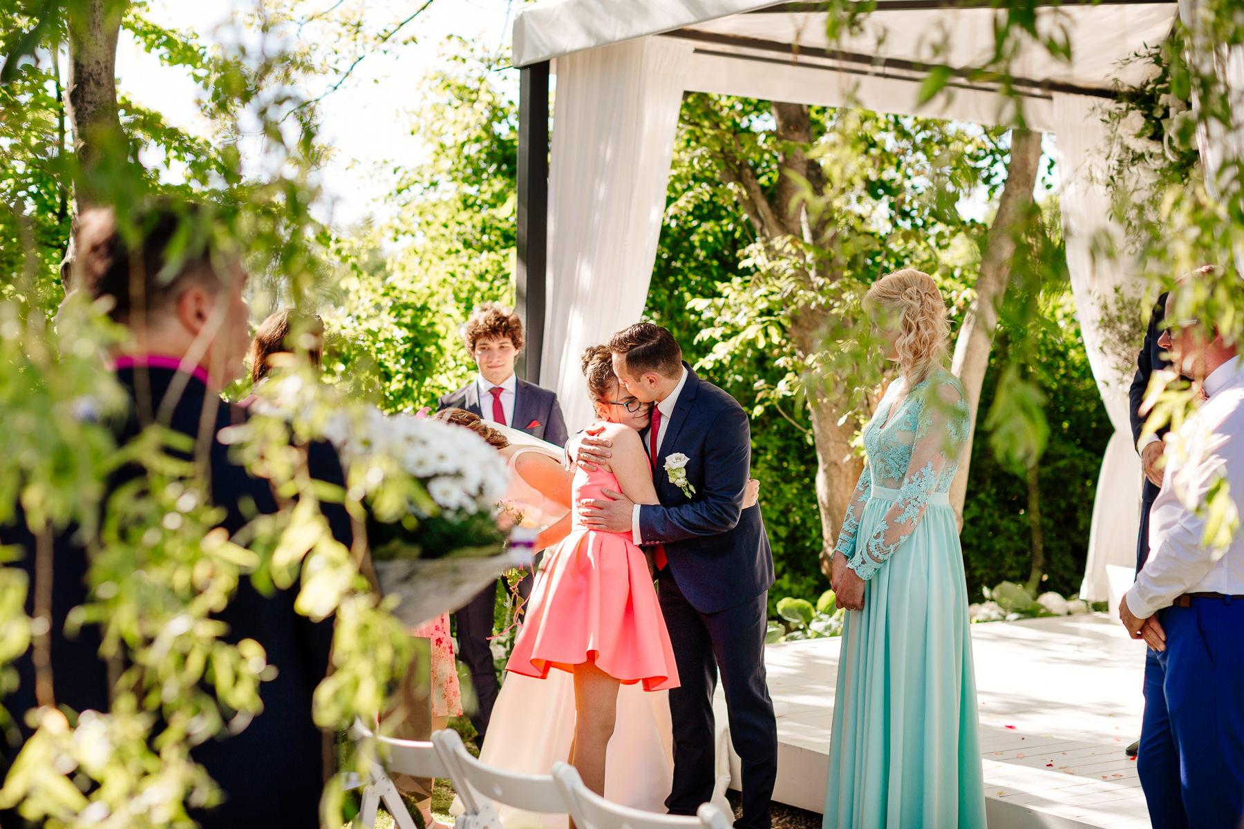 ślub w ogrodzie szczecin