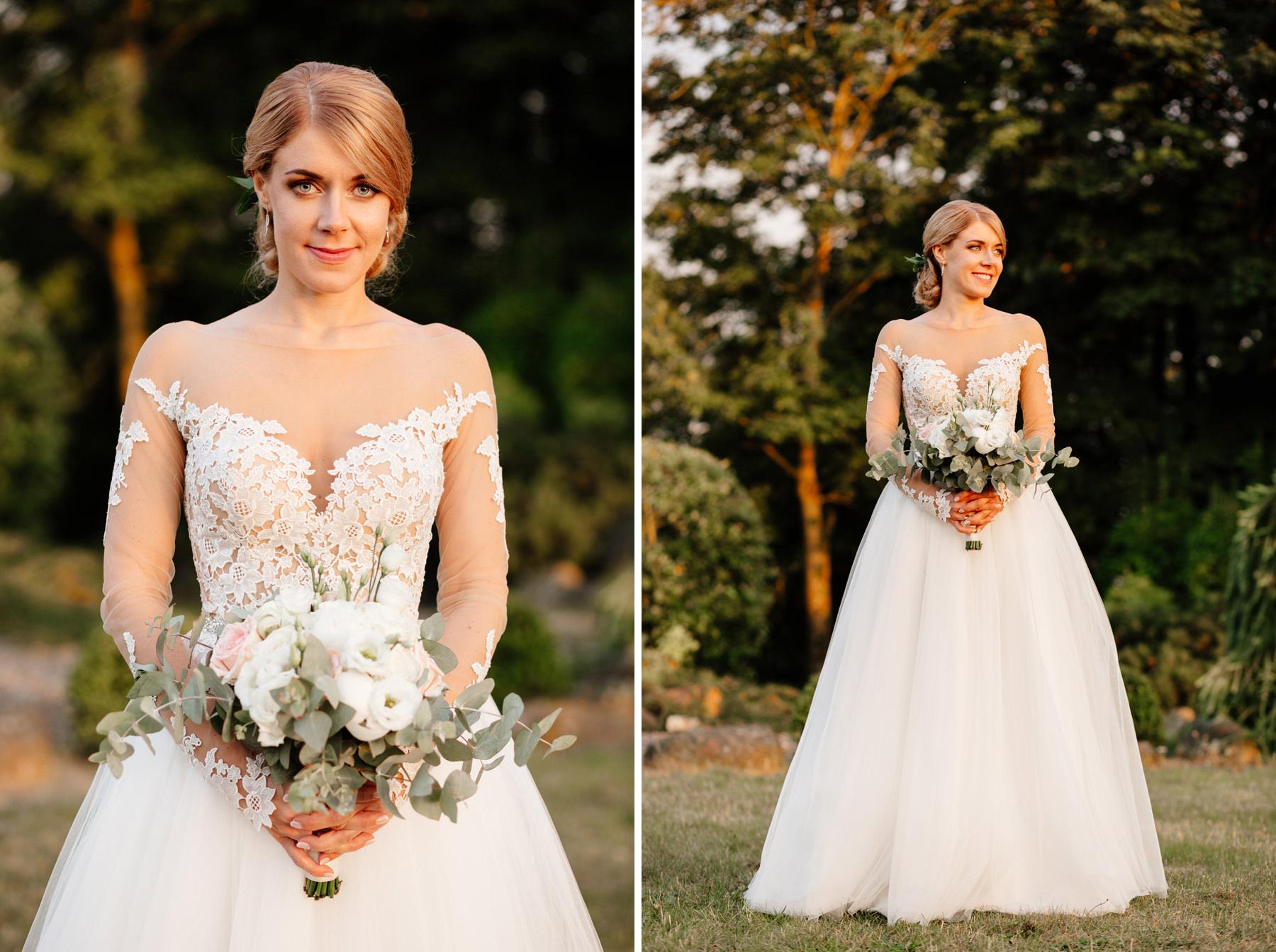 suknia ślubna 2018 inspiracje