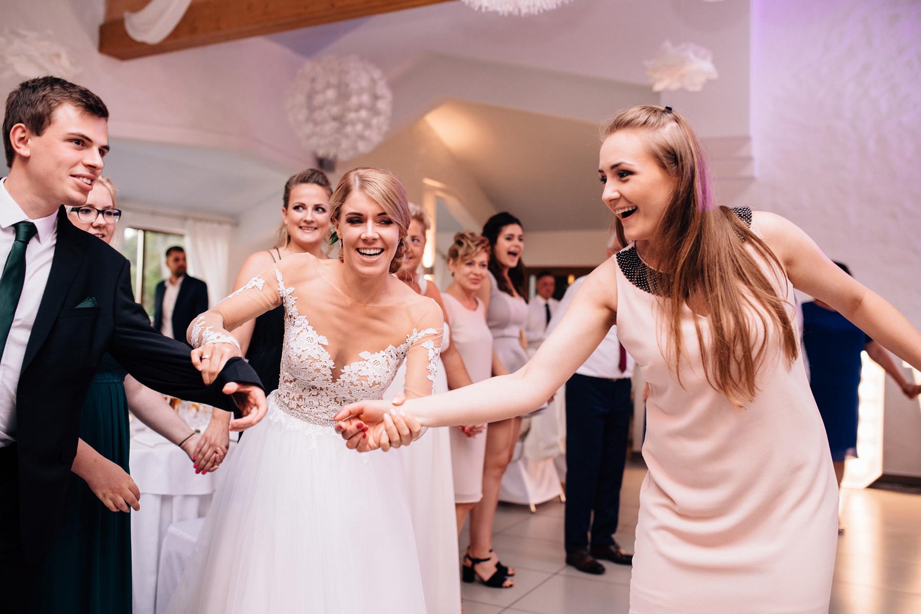 zabawy weselne, wesele szczecin