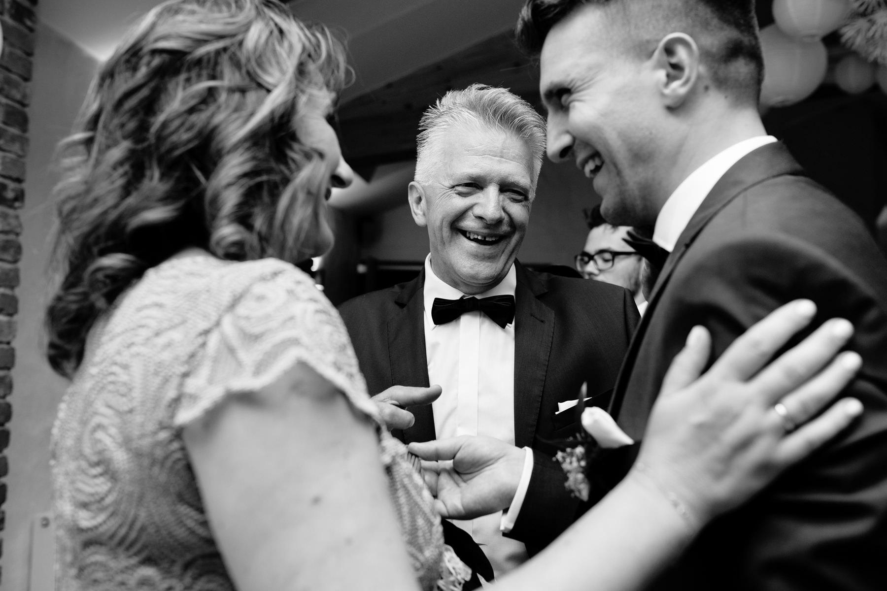 impreza weselna szczecin, zabawa na weselu