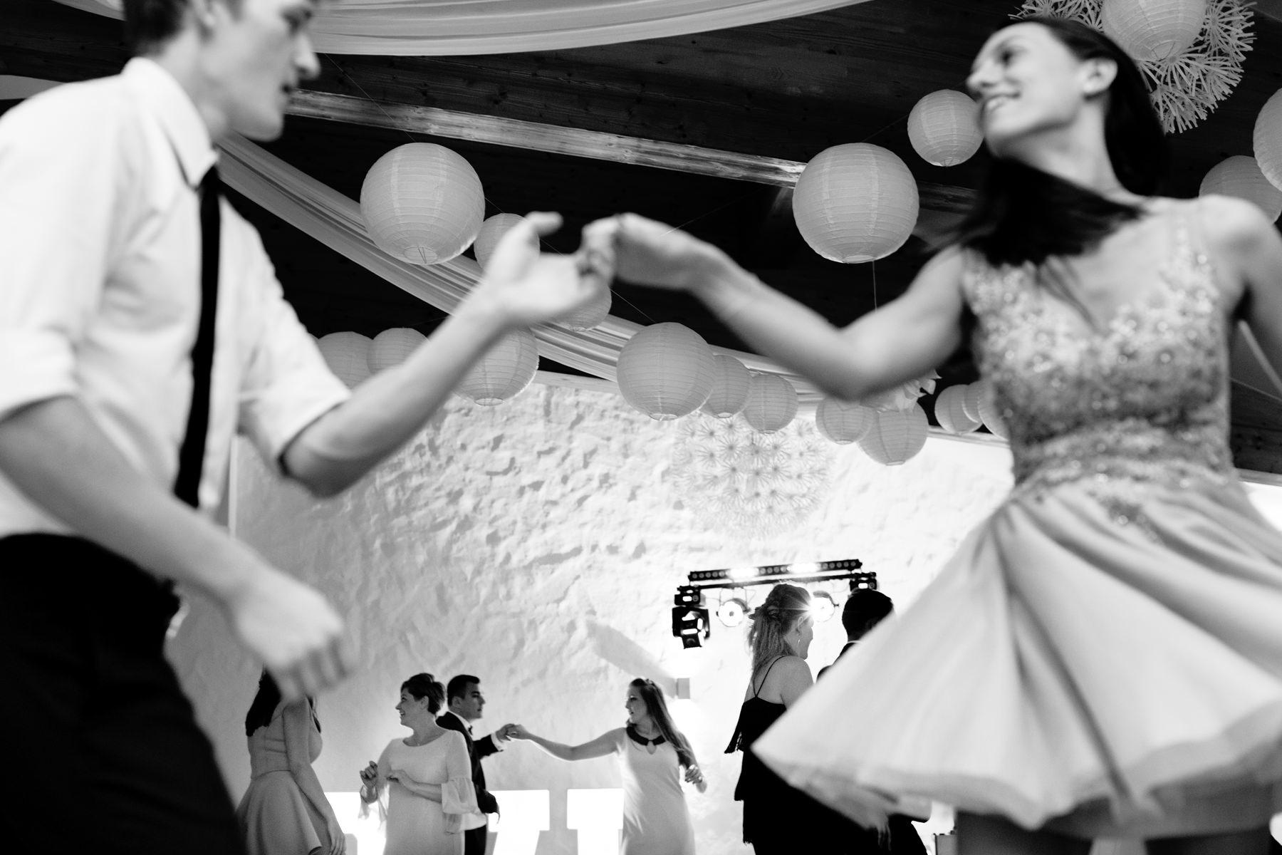 dworek nad regą wesele