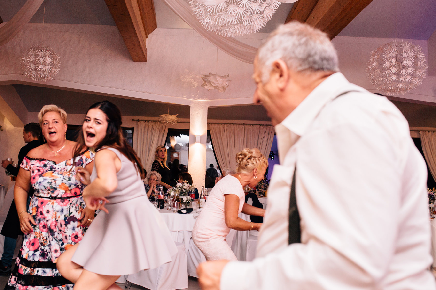zabawy na weselu dla gości