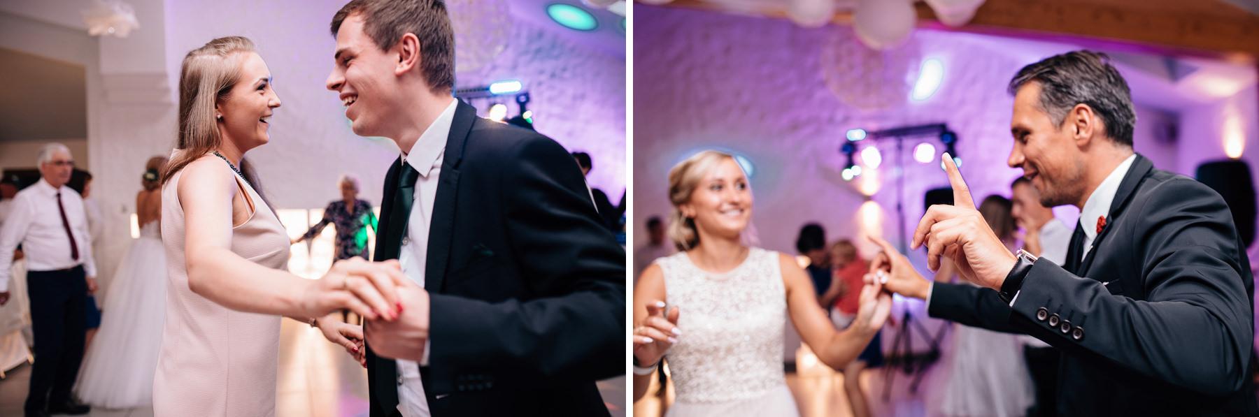 wesele dworek nad regą