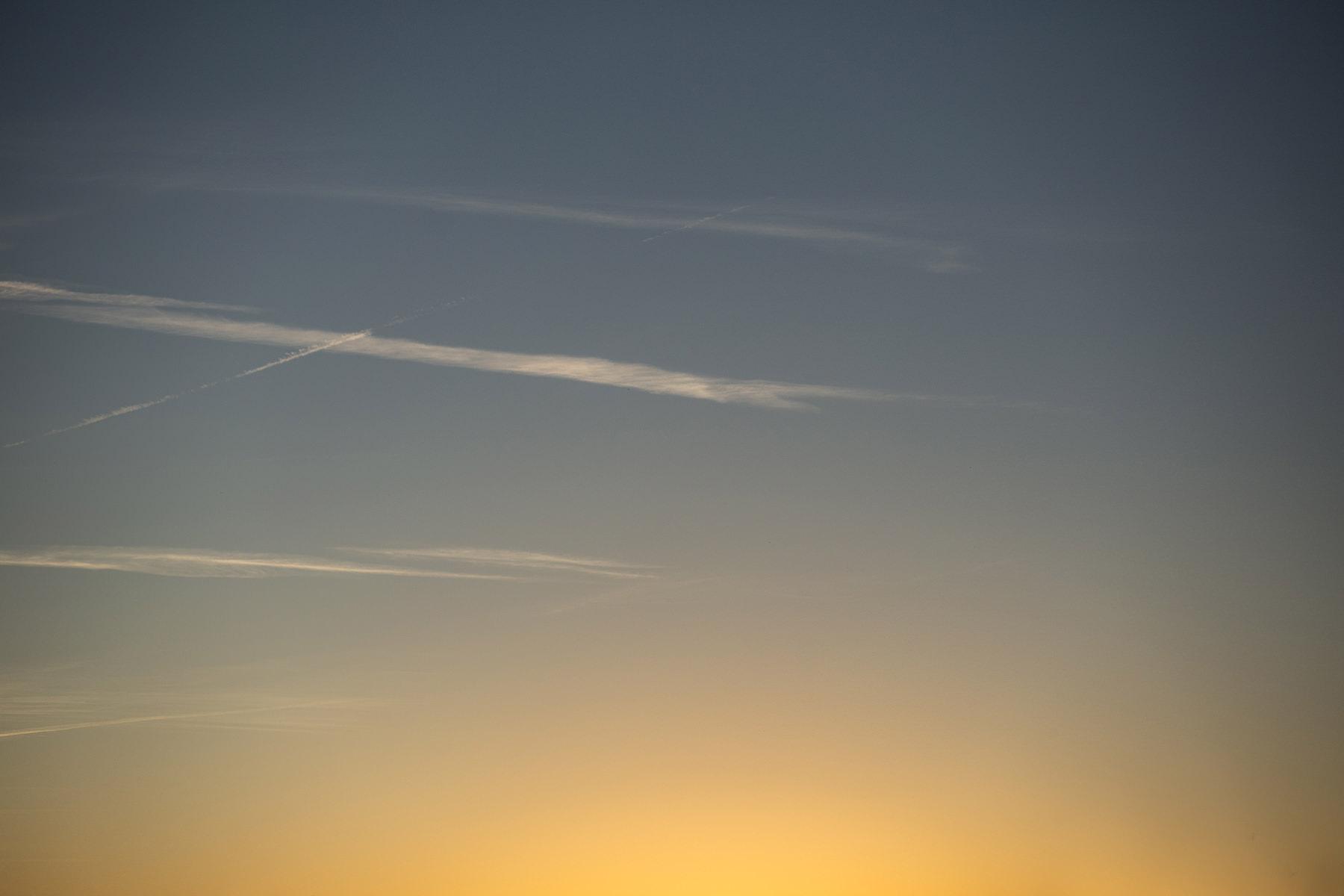 fotografia szczecin niebo