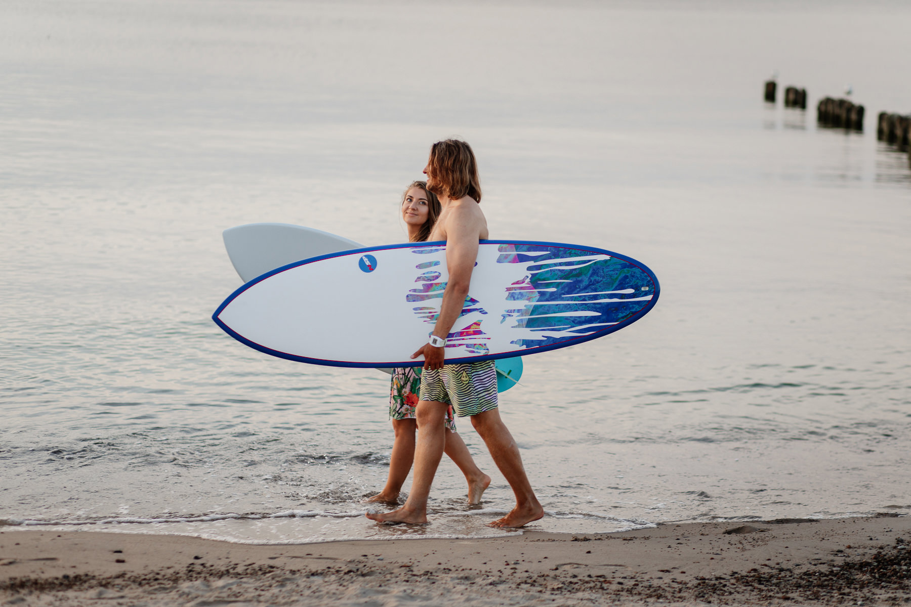 surfing kołobrzeg