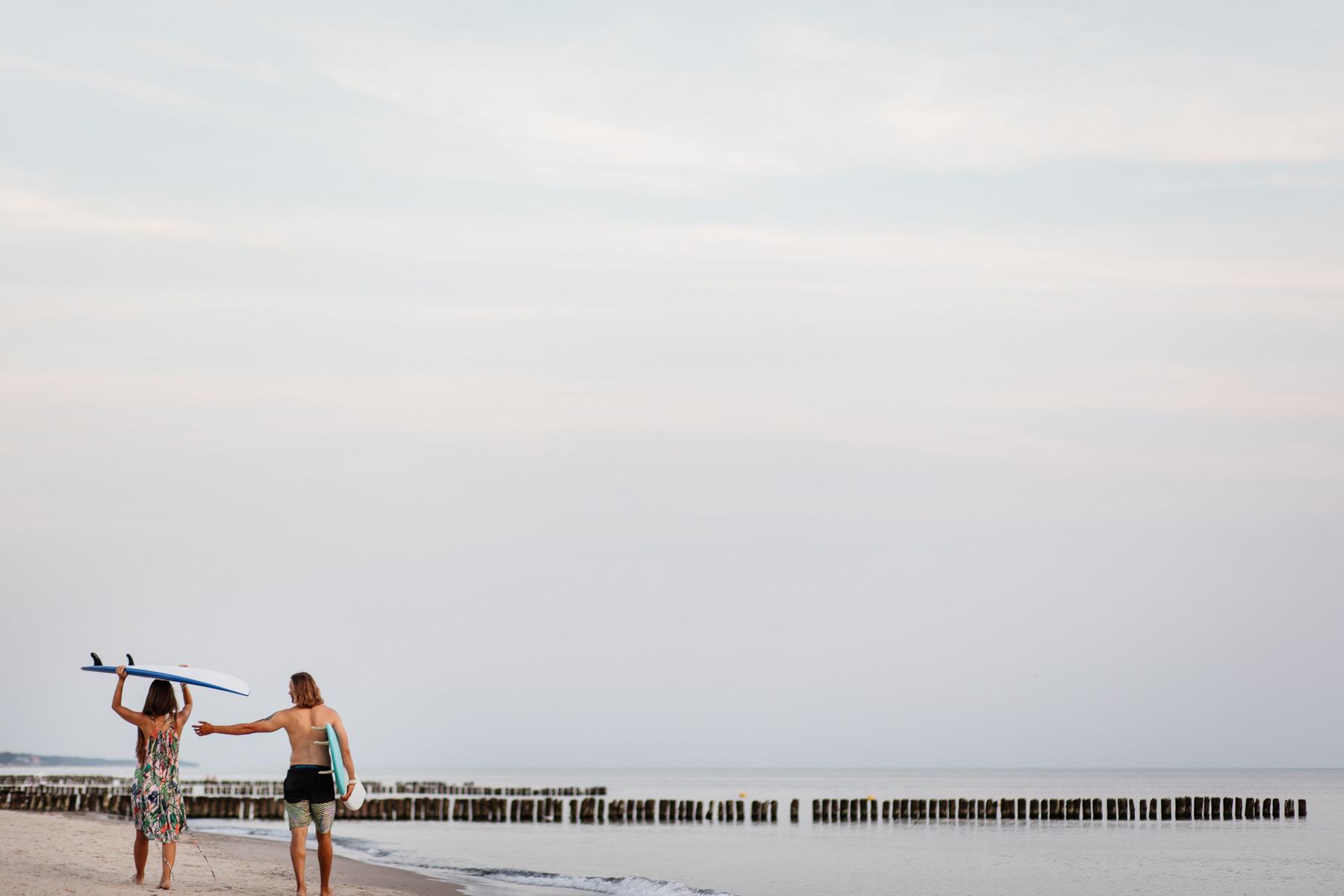 surfing międzyzdroje