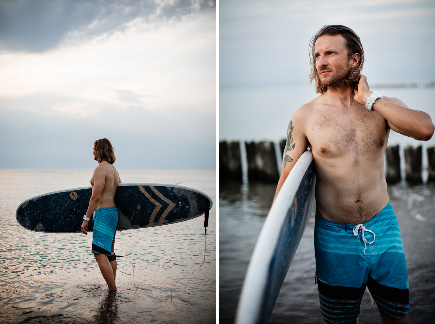 surfing w polsce