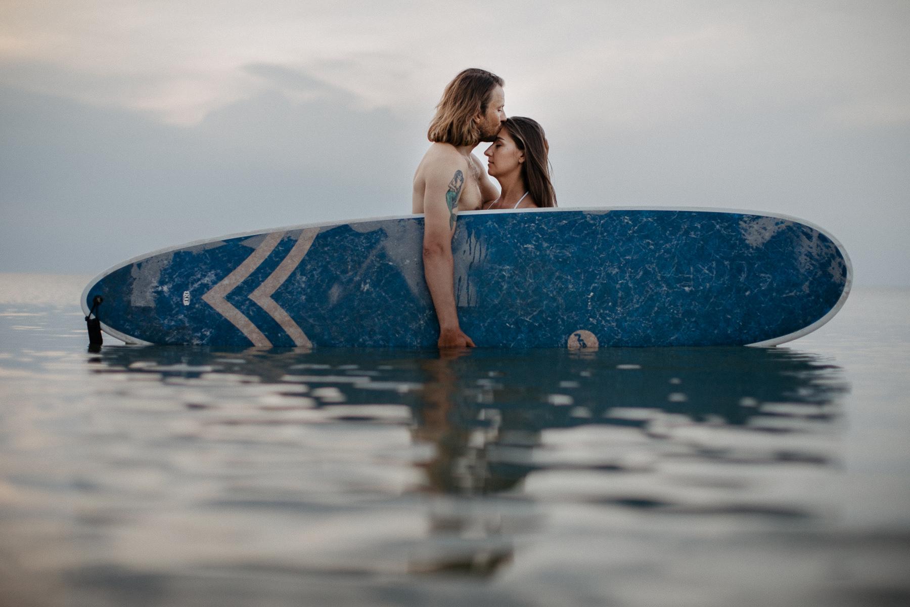 surfing nad morzem w polsce