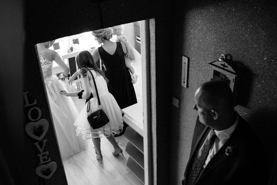 kasia i tomek reportaż z ślubu