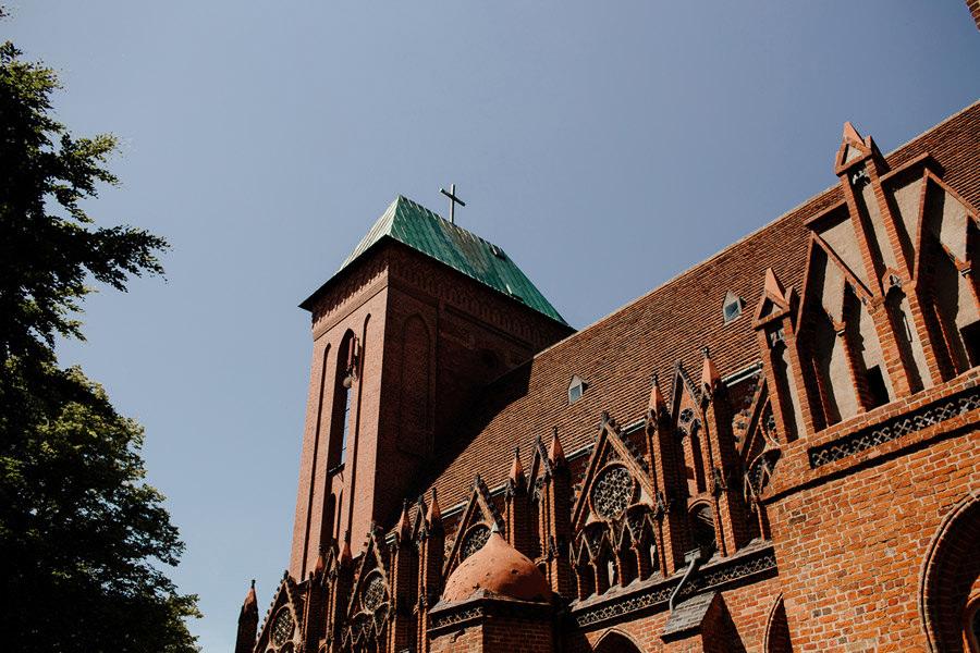 katedra w kamieniu pomorskim ślub