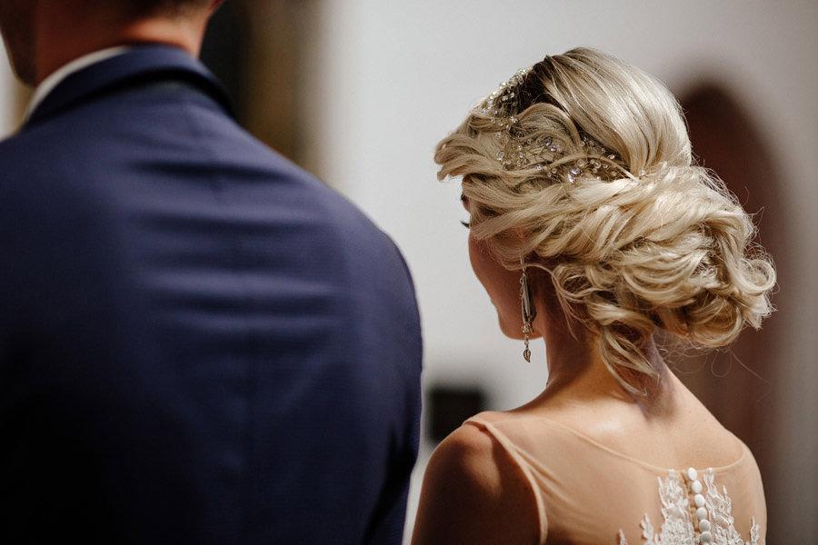 fryzura na ślub szczecin