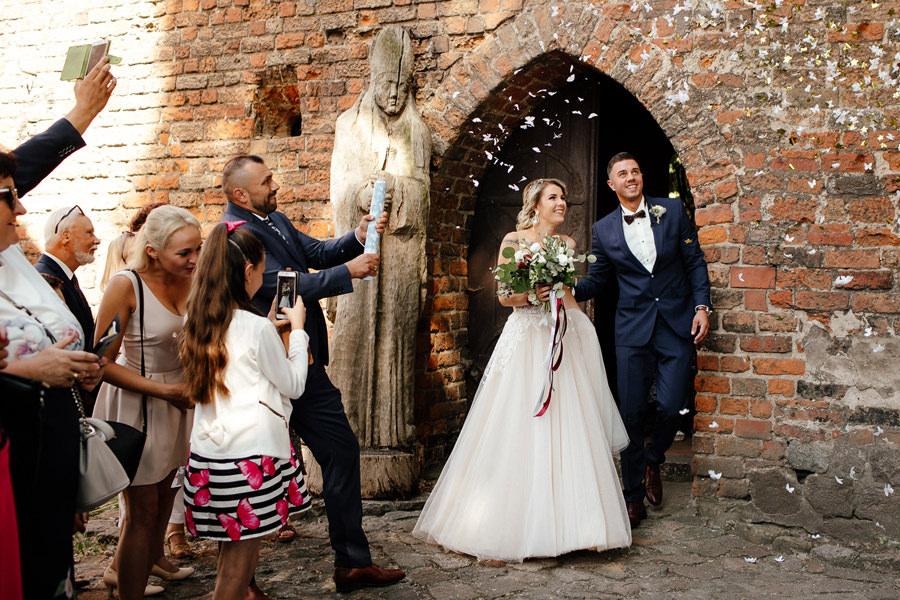 katedra kamień pomorski zdjęcia ślubne