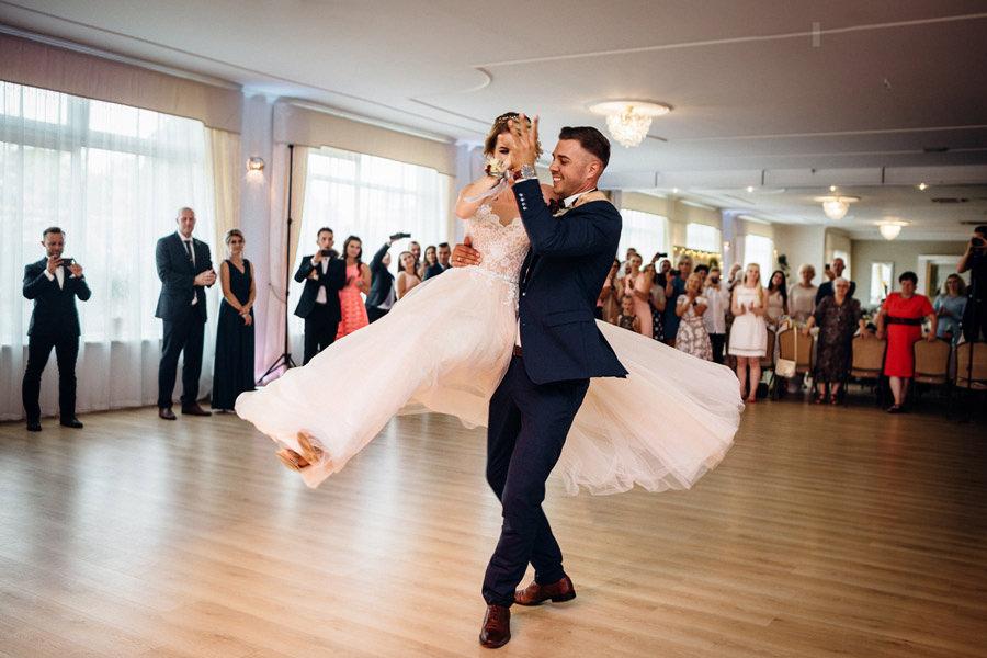 sala rustykalna duet goleniów wesele