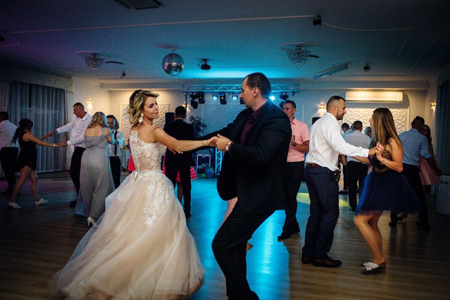 duet goleniów zabawa wesele sala rustykalna
