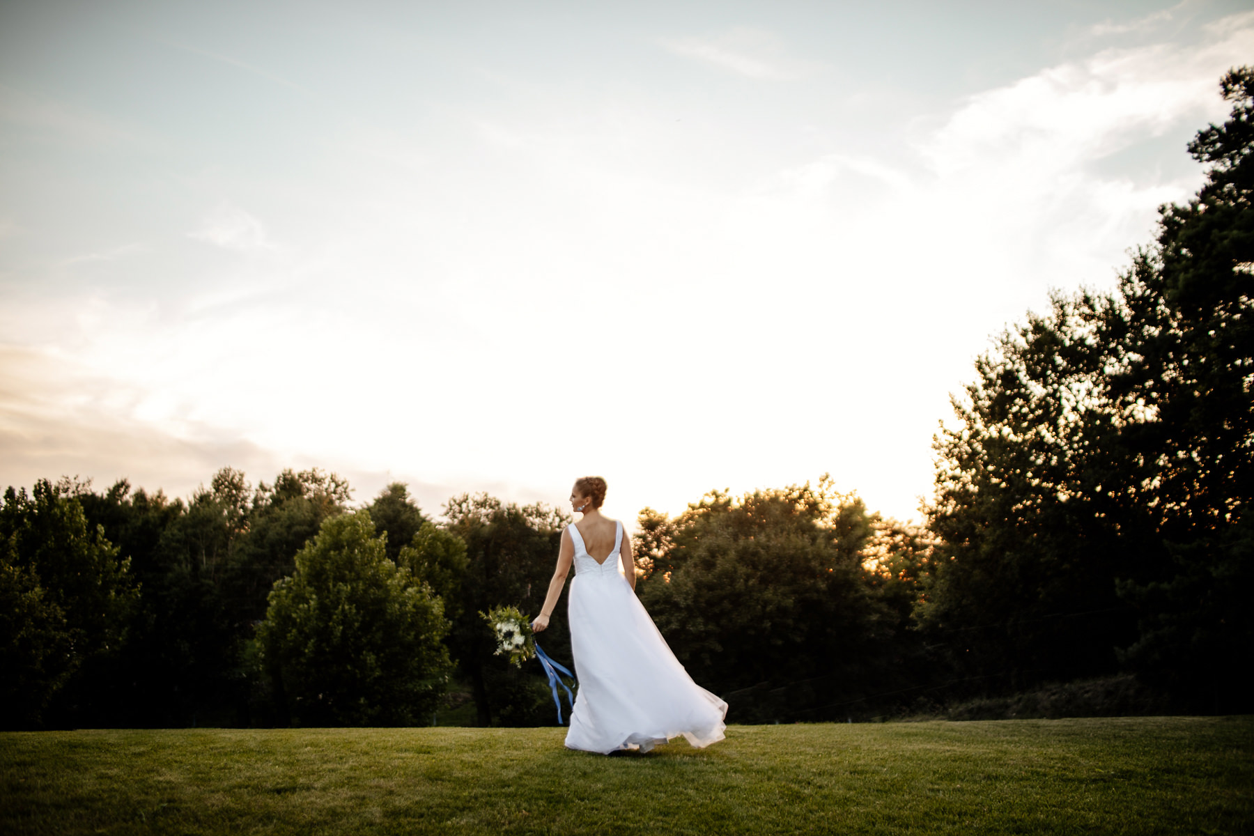 sesja w dniu ślubu kasia i tomek