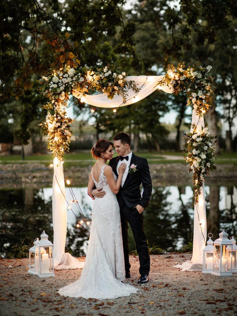 kasia i tomek fotografia szczecin, pałac rajkowo wesele