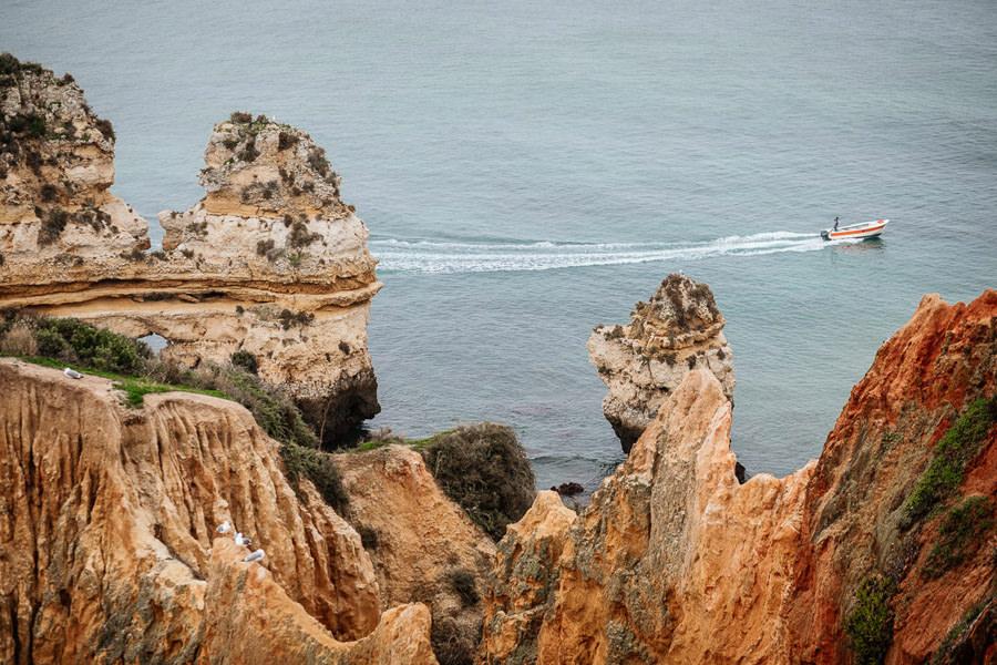 kasia i tomek fotografia, sesja ślubna w portugalii